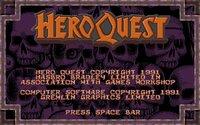 Cкриншот HeroQuest, изображение № 744550 - RAWG