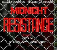 Midnight Resistance screenshot, image №744855 - RAWG