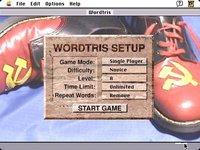 Cкриншот Wordtris, изображение № 752313 - RAWG