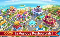 Cкриншот Cooking City-chef' s crazy cooking game, изображение № 2078540 - RAWG