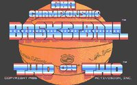 Cкриншот GBA Championship Basketball: Two-on-Two, изображение № 748496 - RAWG