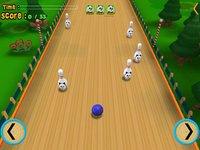 Cкриншот pandoux crazy bowling for kids - free game, изображение № 1866841 - RAWG