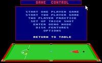 Cкриншот Jimmy White's 'Whirlwind' Snooker, изображение № 744612 - RAWG