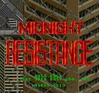 Midnight Resistance screenshot, image №744850 - RAWG
