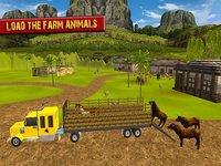 Cкриншот Farm Transporter 2016 – Off Road Wild Animal Transport and Delivery Simulator, изображение № 1743494 - RAWG