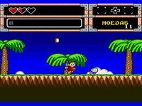 Turma da Mônica na Terra dos Monstros screenshot, image №2420742 - RAWG