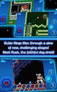 Cкриншот MEGA MAN 3 MOBILE, изображение № 1407172 - RAWG