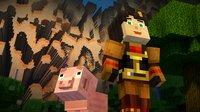 Cкриншот Minecraft: Story Mode, изображение № 141444 - RAWG