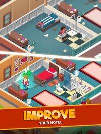 Cкриншот Hotel Empire Tycoon-Idle Game, изображение № 2255320 - RAWG