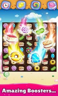 Cкриншот Candy Smack - Sweet Match 3 Crush Puzzle Game, изображение № 2209342 - RAWG