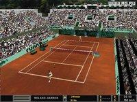 Cкриншот Roland Garros French Open '97, изображение № 300134 - RAWG