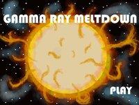 Cкриншот Gamma Ray Meltdown, изображение № 2448322 - RAWG
