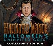 Cкриншот Haunted Manor: Halloween's Uninvited Guest Collector's Edition, изображение № 2395465 - RAWG