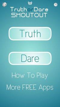 Cкриншот Truth or Dare Shoutout, изображение № 1747997 - RAWG