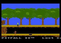 Pitfall II: Lost Caverns screenshot, image №727316 - RAWG