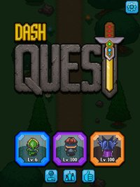 Cкриншот Dash Quest, изображение № 22871 - RAWG