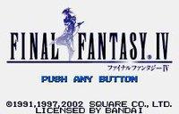 Final Fantasy IV (1991) screenshot, image №729662 - RAWG