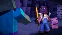 Cкриншот Minecraft: Story Mode - Episode 1: The Order of the Stone, изображение № 28476 - RAWG