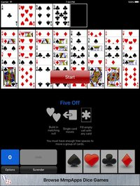 Cкриншот Eight Off Classic Solitaire, изображение № 2132033 - RAWG