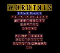 Cкриншот Wordtris, изображение № 752315 - RAWG