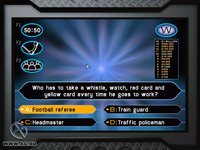 Cкриншот Who Wants to Be a Millionaire? UK Edition, изображение № 328232 - RAWG