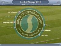Cкриншот Football Manager 2005, изображение № 392706 - RAWG
