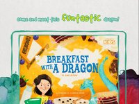 Cкриншот Breakfast with a Dragon Story tale kids Book Game, изображение № 1748486 - RAWG