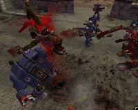 Cкриншот Warhammer 40,000: Dawn of War, изображение № 386395 - RAWG