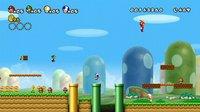 Cкриншот New Super Mario Bros. Wii, изображение № 246895 - RAWG