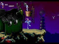 Earthworm Jim 1+2: The Whole Can 'O Worms screenshot, image №217704 - RAWG