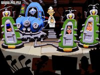 Cкриншот Maniac Mansion: Day of the Tentacle, изображение № 308581 - RAWG