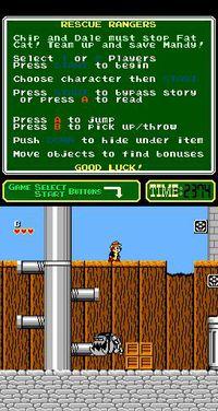 Cкриншот Chip 'n Dale Rescue Rangers, изображение № 735052 - RAWG