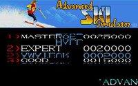 Cкриншот Professional Ski Simulator, изображение № 743603 - RAWG
