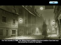 Cкриншот Mystery in London: On the Trail of Jack the Ripper, изображение № 543783 - RAWG