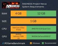 Cкриншот Madness Project Nexus 2 (BETA), изображение № 2869207 - RAWG