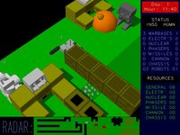 Cкриншот Nether Earth Remake, изображение № 501486 - RAWG