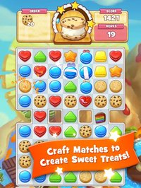 Cкриншот Cookie Jam Matching Game, изображение № 906849 - RAWG