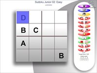 Cкриншот 15,000 Sudoku Puzzles, изображение № 583716 - RAWG