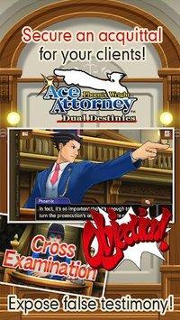 Cкриншот Ace Attorney: Dual Destinies, изображение № 1406519 - RAWG