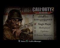 Cкриншот Call of Duty 2: Big Red One, изображение № 768099 - RAWG