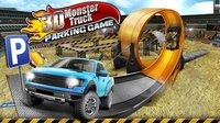 Cкриншот 3D Monster Truck Parking Game, изображение № 1555401 - RAWG