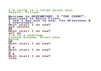 Cкриншот The Count, изображение № 754403 - RAWG