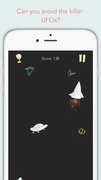 Cкриншот Rad Rocket - the endless space adventure game, изображение № 1711158 - RAWG