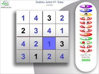 Cкриншот 15,000 Sudoku Puzzles, изображение № 583715 - RAWG