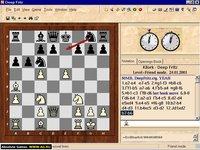 Cкриншот Deep Fritz 6, изображение № 288627 - RAWG