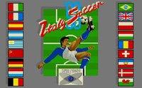 Italy '90 Soccer screenshot, image №748815 - RAWG