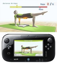 Cкриншот Wii Fit U, изображение № 262509 - RAWG