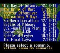 Cкриншот P.T.O. II, изображение № 762348 - RAWG