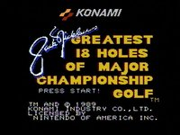 Cкриншот Jack Nicklaus' Greatest 18 Holes of Major Championship Golf, изображение № 736265 - RAWG