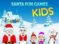 Cкриншот Santa Fun Games: Kids, изображение № 1751570 - RAWG
